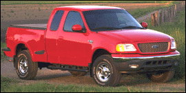 Used 1999 Ford F-150 XLT