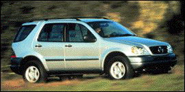 Used 1999 Mercedes-Benz M-Class