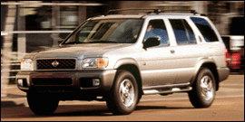 1999 Nissan Pathfinder image