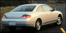 Used 1999 Toyota Camry Solara SE