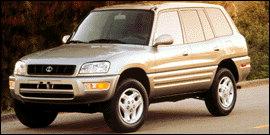 Used 1999 Toyota RAV4