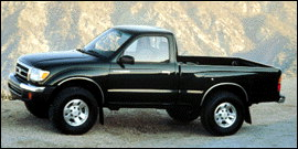 Used 1999 Toyota Tacoma