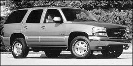 Used 2000 GMC Yukon 4dr 4WD SLT