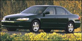 Used 2000 Honda Accord Sdn LX
