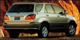 2000 Lexus RX 300 image