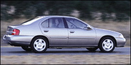 Used 2000 Nissan Altima GLE