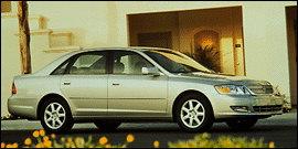 Used 2000 Toyota Avalon XL