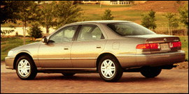 Used 2000 Toyota Camry 4dr Sdn CE Auto