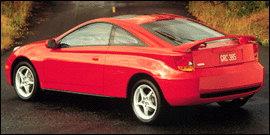 Used 2000 Toyota Celica GT