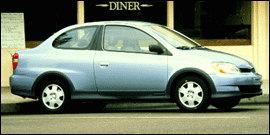Used 2000 Toyota ECHO Sdn Auto