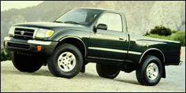 Used 2000 Toyota Tacoma PreRunner