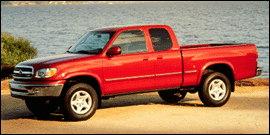 Used 2000 Toyota Tundra Limited