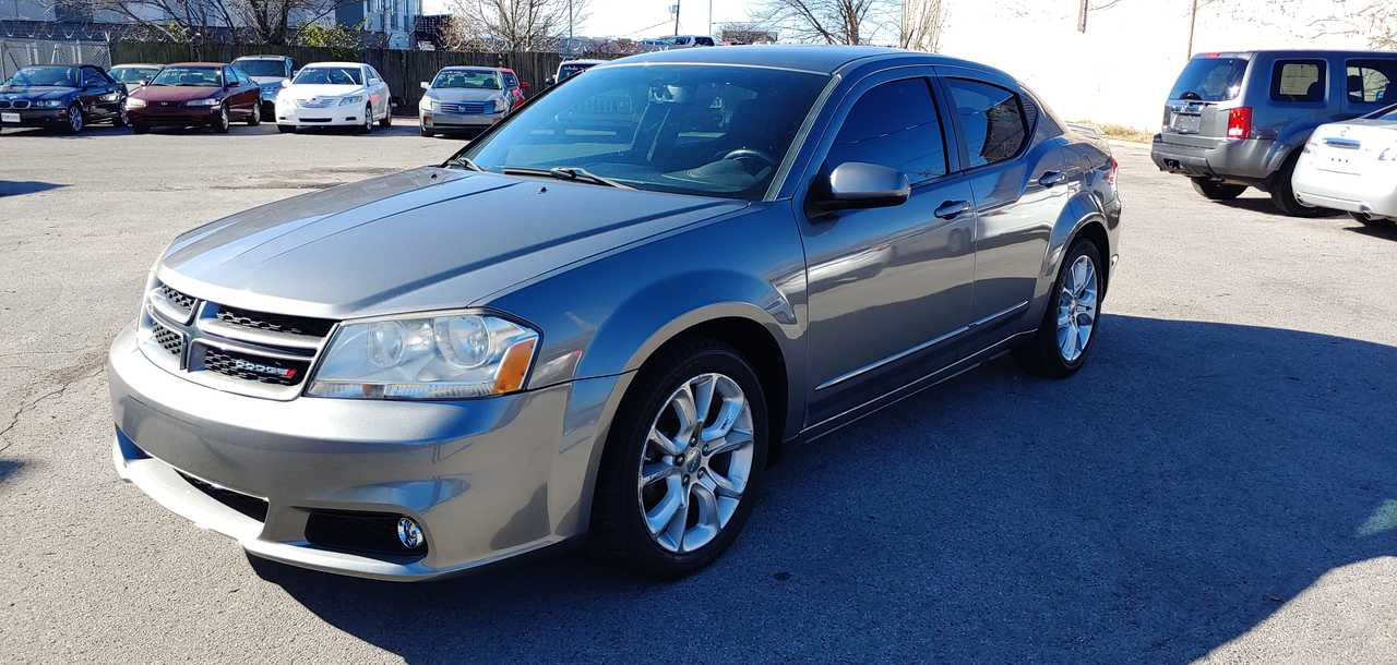 Dodge Dealership Nashville Tn >> Used Dodge Avenger Inventory Used Cars Nashville Dealer