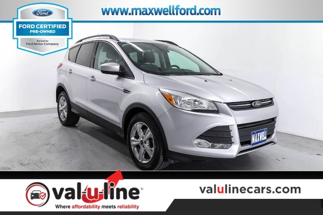 Certified 2015 Ford Escape SE SUV