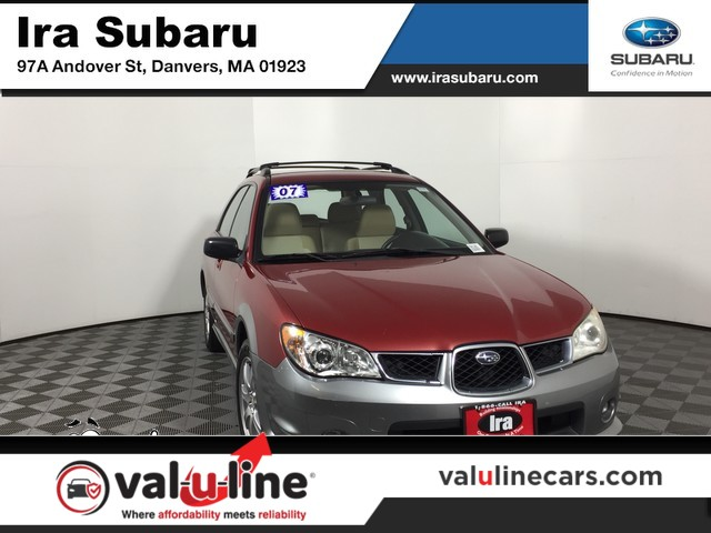 Used 2007 Subaru Impreza Wagon Outback Sport Sp Ed Vin