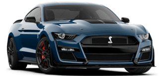 Ford Factory Order 2021 Ford Mustang Shelby