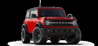 Custom Order 2022 Ford Bronco