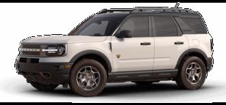 Custom Order 2022 Ford Bronco Sport