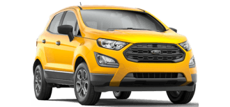 Ford Factory Order 2022 Ford EcoSport