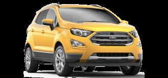 Ford Custom Order 2022 Ford EcoSport