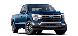 Ford Factory Order 2022 Ford F-150 SuperCab