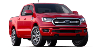 Ford Custom Order 2022 Ford Ranger