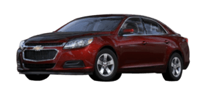 2016 Chevrolet Malibu Limited LT 4D Sedan