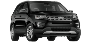 2016 Ford Explorer XLT 4D Sport Utility
