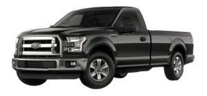 New 2016 Ford F-150 Regular Cab