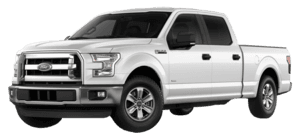 New 2016 Ford F-150 SuperCrew