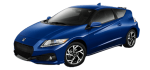 New 2016 Honda CR-Z