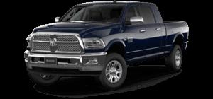 2016 Ram 2500 4WD Mega Cab 160.5 Laramie