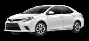 2016 Toyota Corolla LE 4D Sedan
