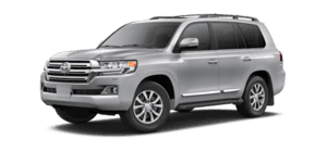 New 2016 Toyota Land Cruiser