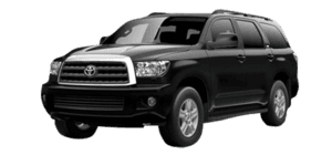 New 2016 Toyota Sequoia