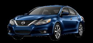 New 2017.5 Nissan Altima Sedan