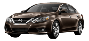 New 2017.5 Nissan Altima Sedan