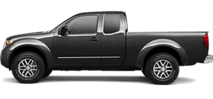 New 2017.5 Nissan Frontier King Cab
