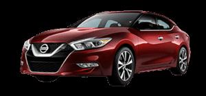 New 2017.5 Nissan Maxima