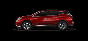 New 2017.5 Nissan Murano