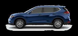 New 2017.5 Nissan Rogue