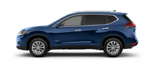 New 2017.5 Nissan Rogue