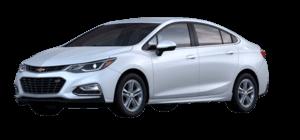 2017 Chevrolet Cruze LT 4D Sedan