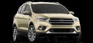 New 2017 Ford Escape