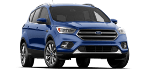New 2017 Ford Escape
