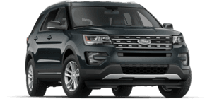 New 2017 Ford Explorer