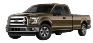 New 2017 Ford F-150 SuperCab