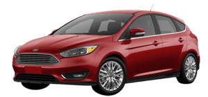 New 2017 Ford Focus