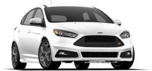 New 2017 Ford Focus ST