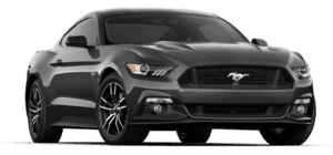 2017 Ford Mustang 2D Coupe